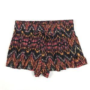 {Ella Moss} Multicolor Printed Shorts